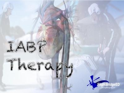 Single Module - IABP Therapy Module