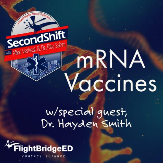 Episode 81: mRNA Vaccines