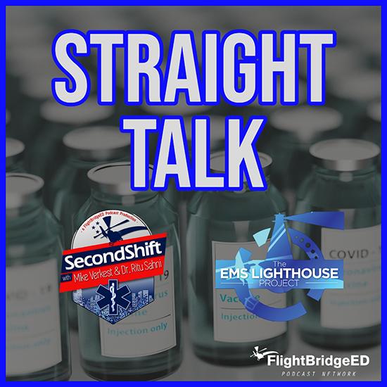 Episode 91 - Vaccine Straight Talk
