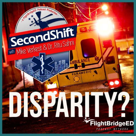 Episode 82: Disparity in EMS Care?